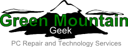 Green Mountain Geek - Vermont Computer Repair